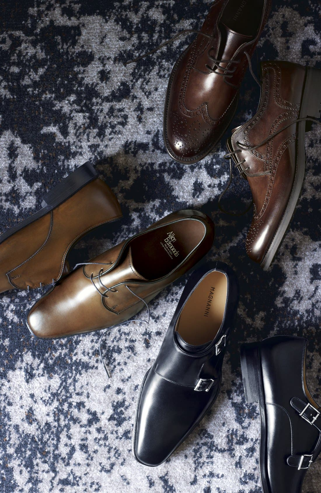 Alternate Image 5  - Allen Edmonds 'Fort Collins' Plain Toe Derby (Men)