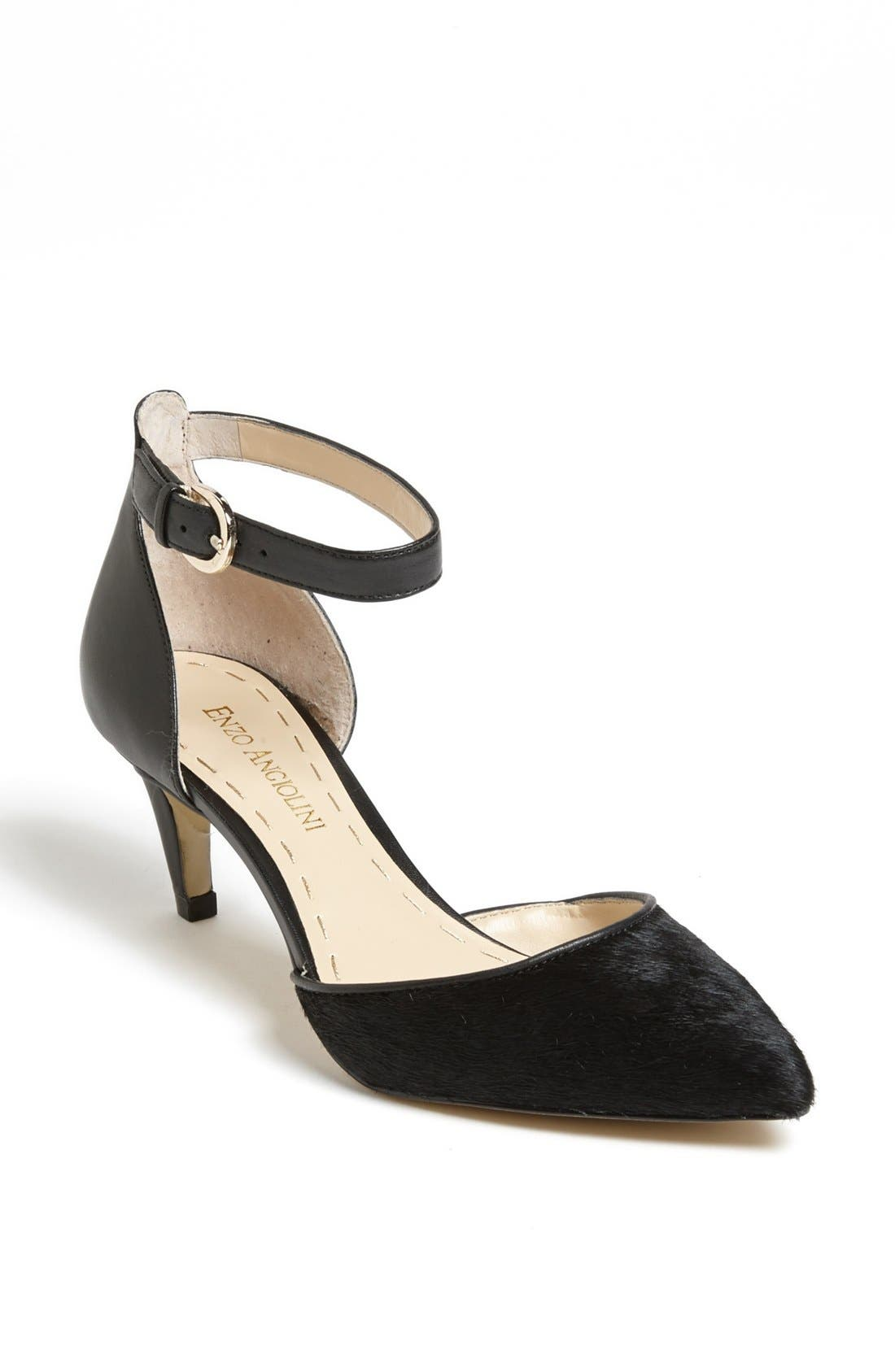Alternate Image 1 Selected - Enzo Angiolini 'Crystani' Pump