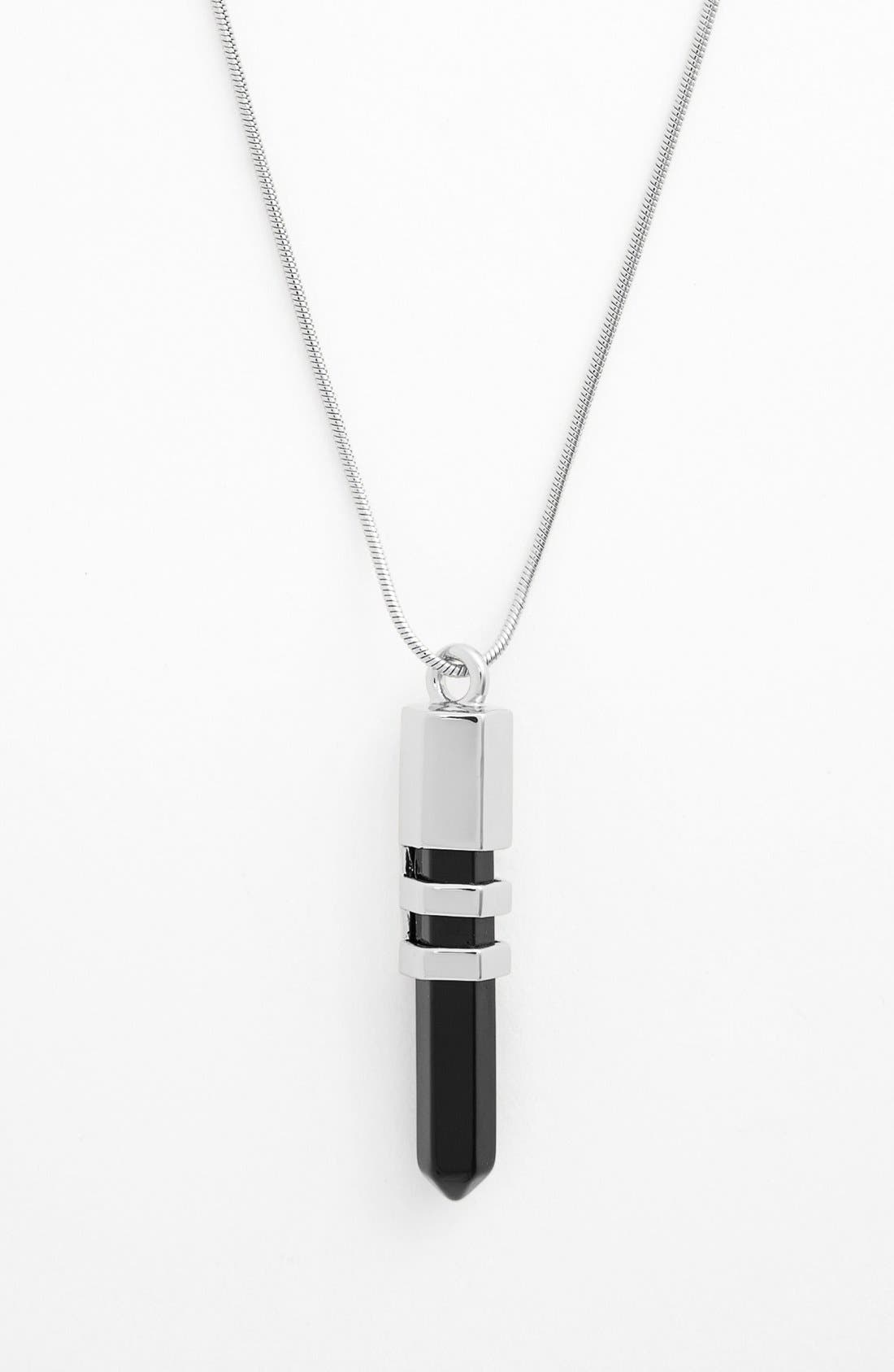 Main Image - Vince Camuto 'Bullet Proof' Pendant Necklace