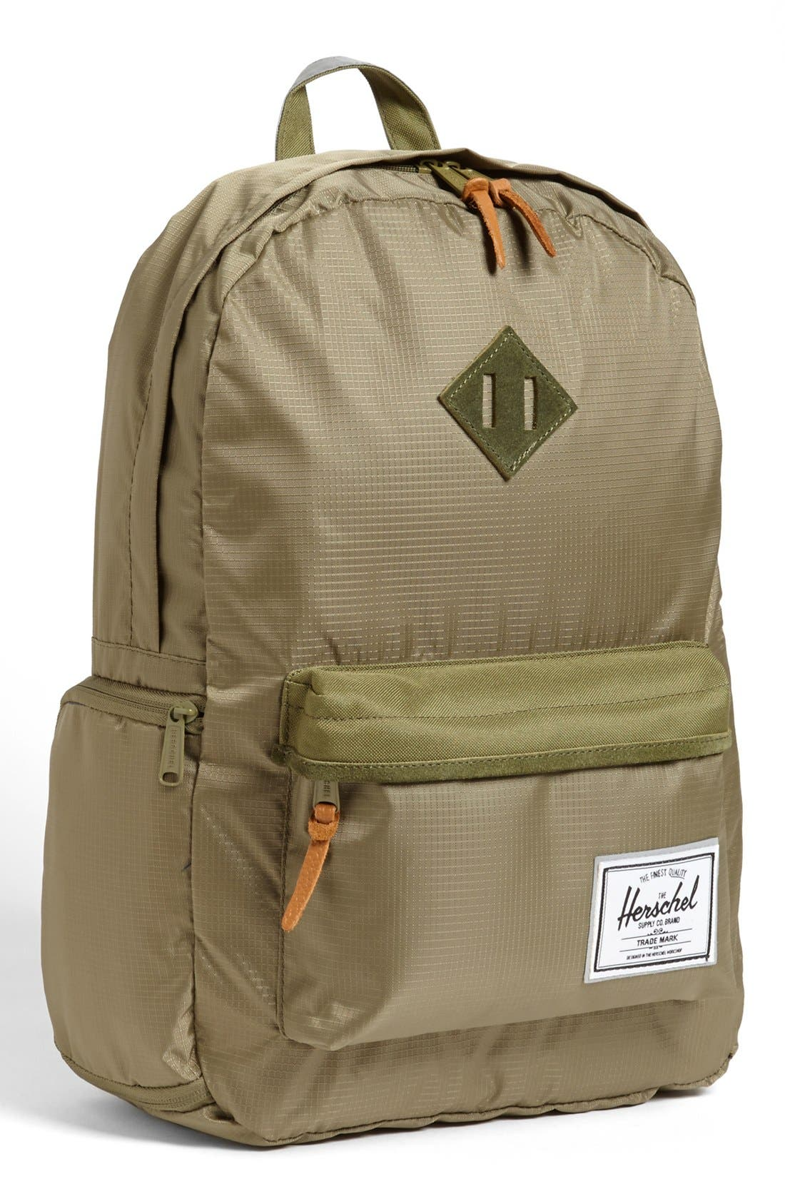 Alternate Image 1 Selected - Herschel 'Heritage - New Balance' Backpack