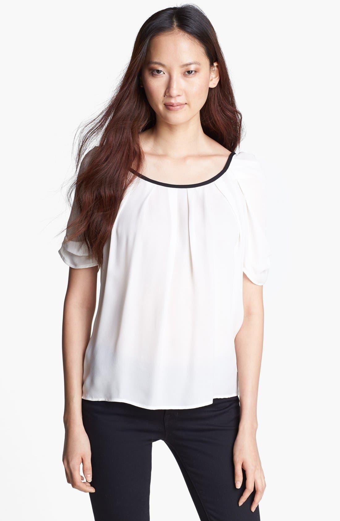 Alternate Image 1 Selected - Joie 'Eleanor' Silk Top