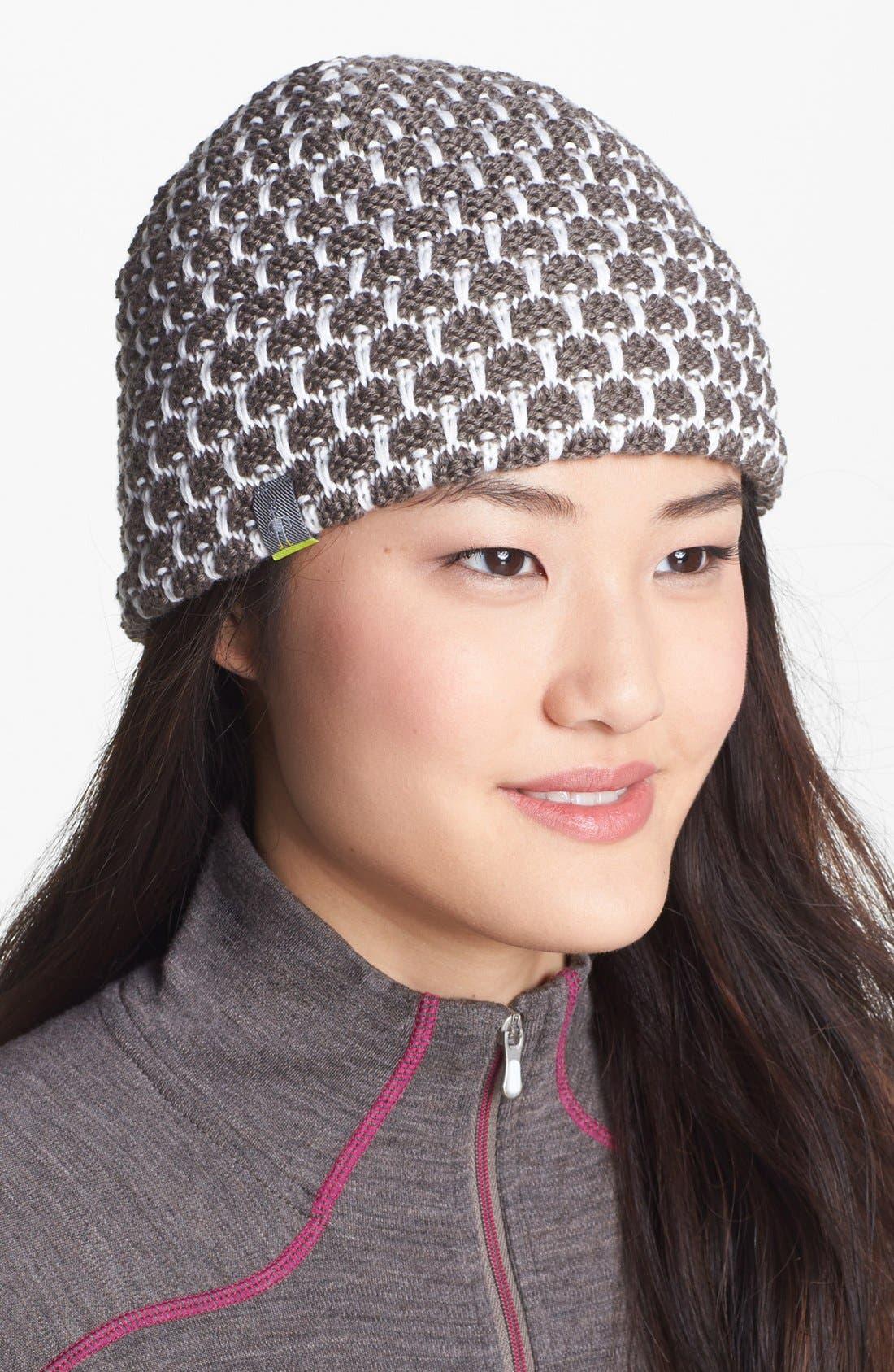 Main Image - Smartwool 'Emerald Lake' Knit Hat