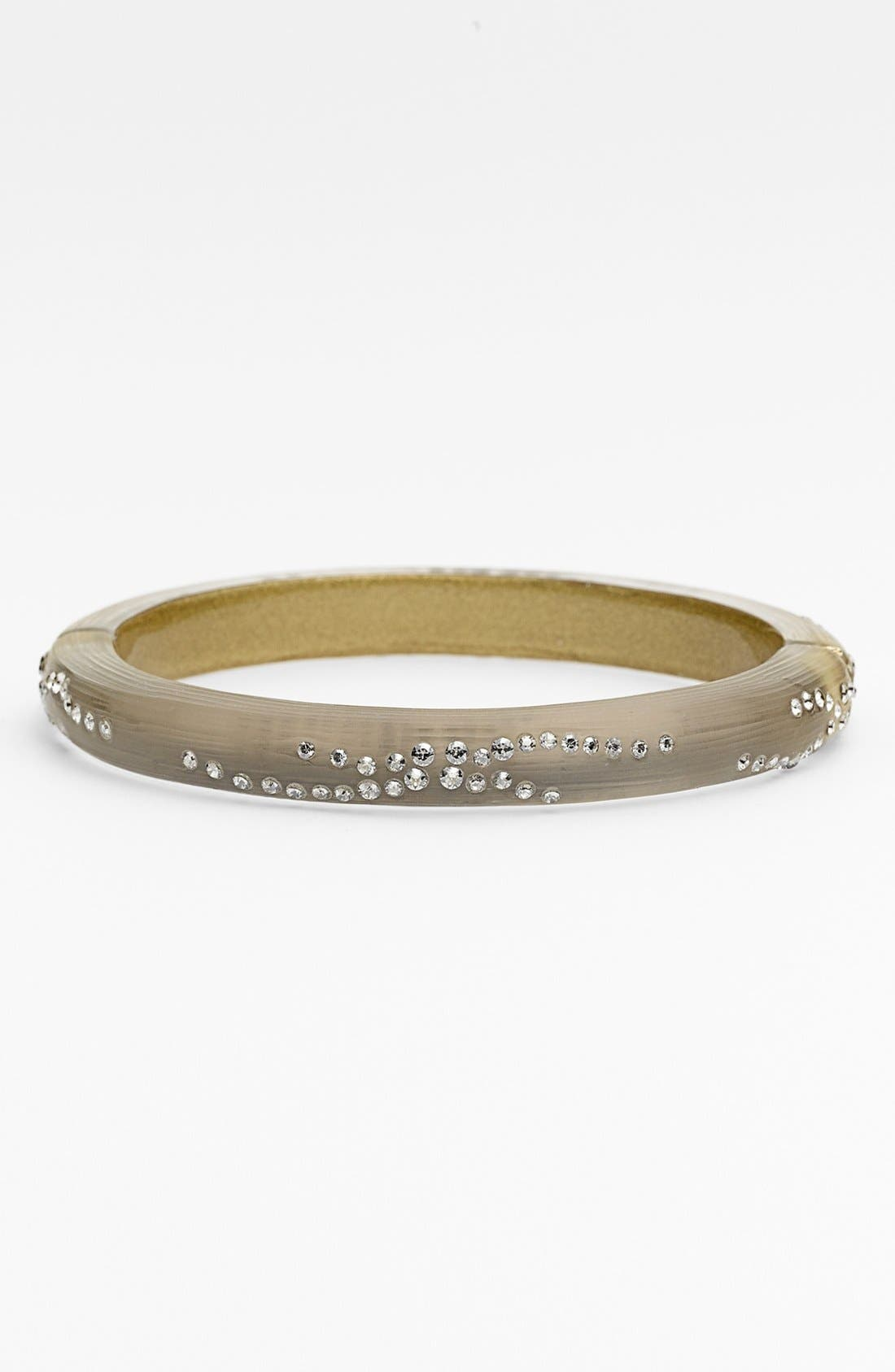 Alternate Image 1 Selected - Alexis Bittar 'Lucite® - Dust' Small Hinged Bracelet