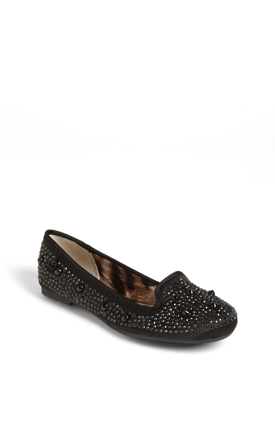 Alternate Image 1 Selected - Sam Edelman 'Adena' Flat (Toddler, Little Kid & Big Kid)