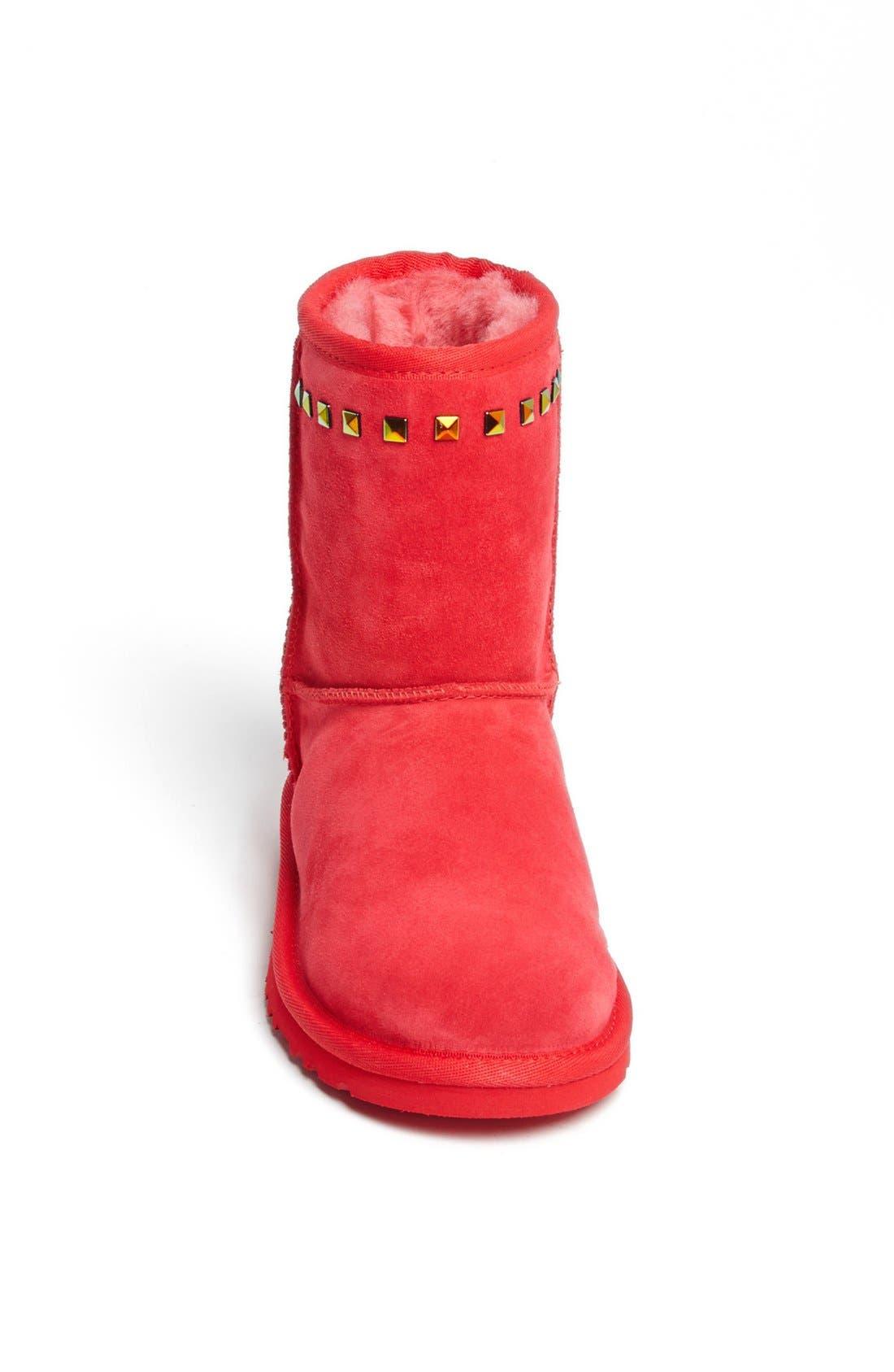 Alternate Image 3  - UGG® Australia 'Classic Stud' Boot (Little Kid & Big Kid)