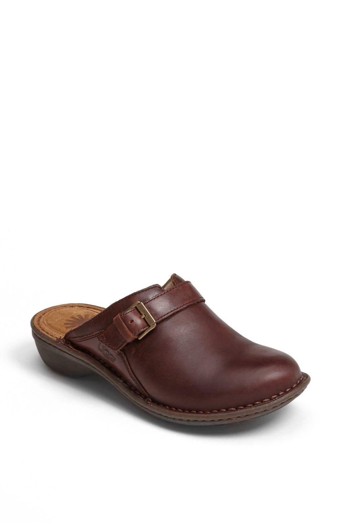 Alternate Image 1 Selected - UGG® Australia 'Livia' Clog
