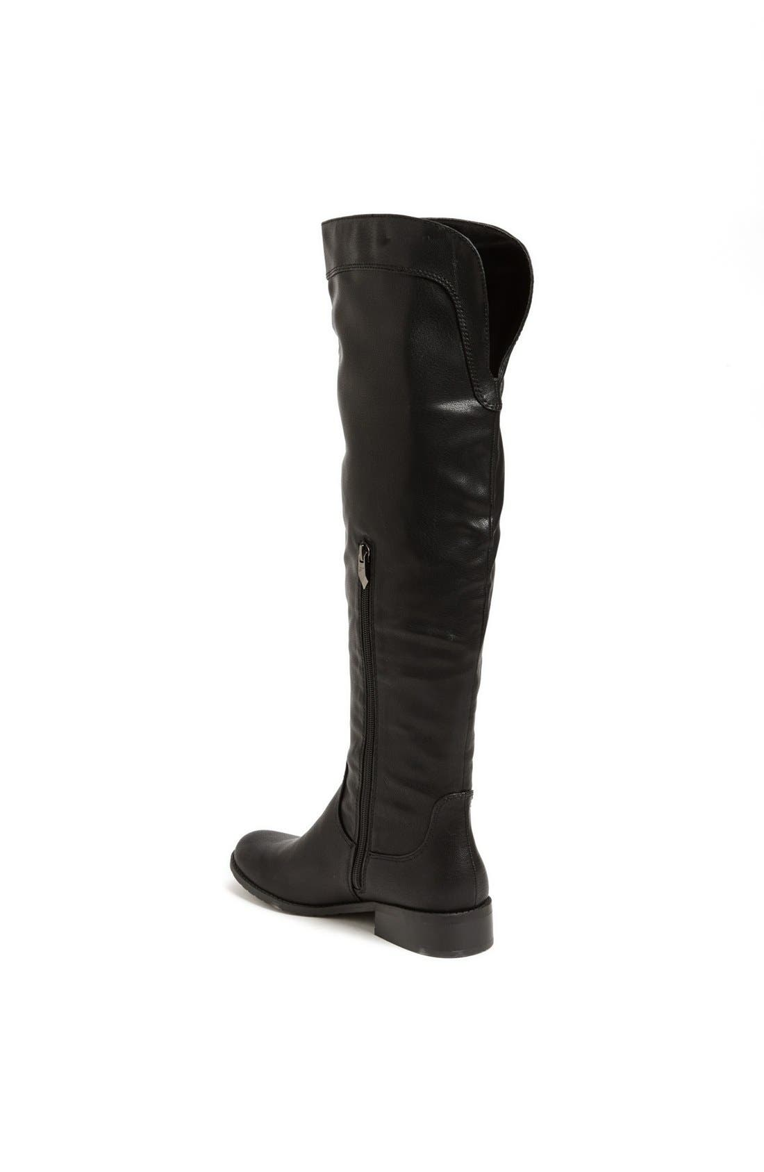 Alternate Image 2  - Fergie 'Metro' Over the Knee Boot
