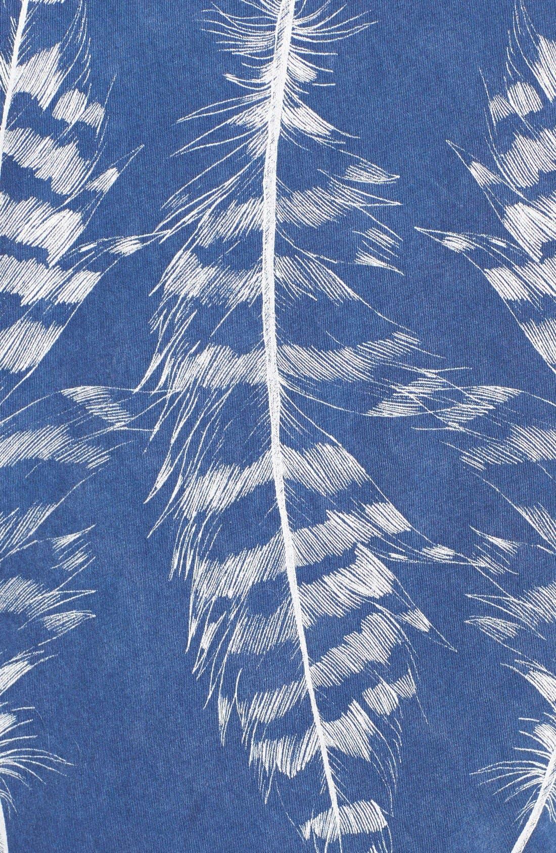 Alternate Image 3  - Idlewild 'Feathers' Tee