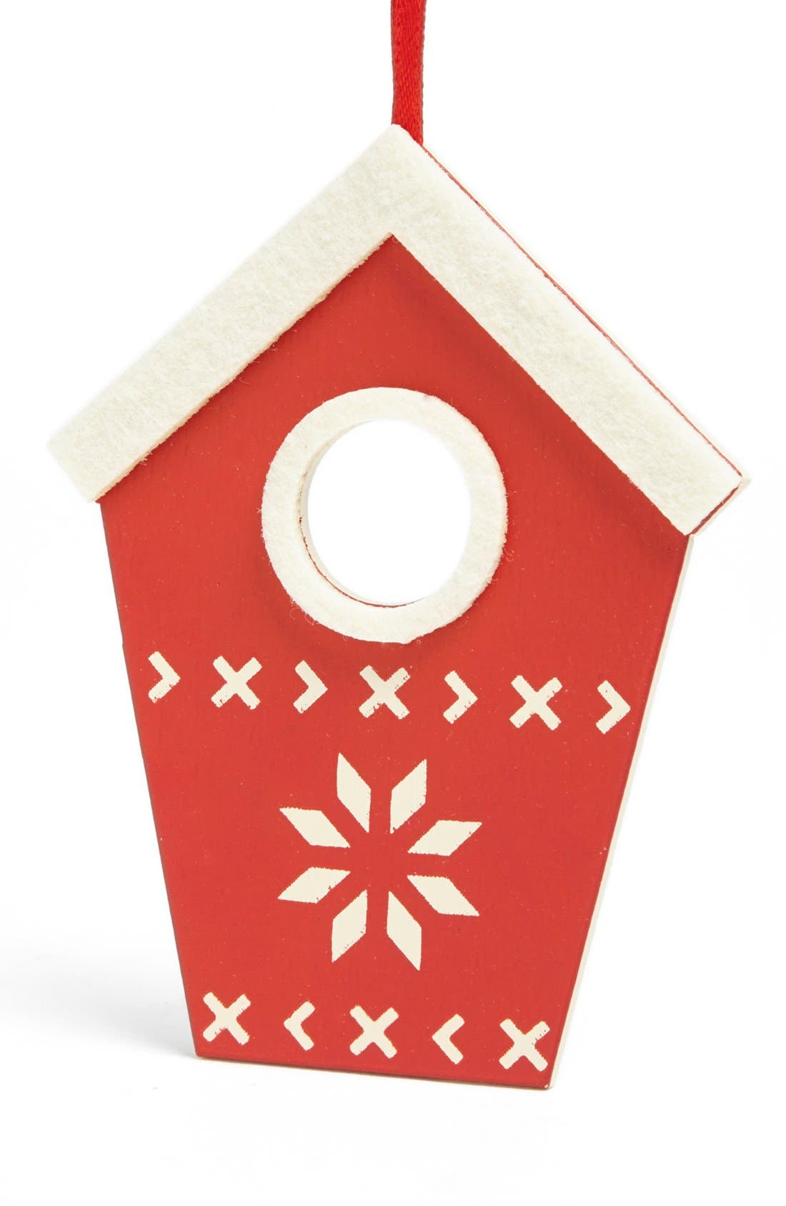 Alternate Image 1 Selected - Nordstrom at Home Nordic Cottage Ornament