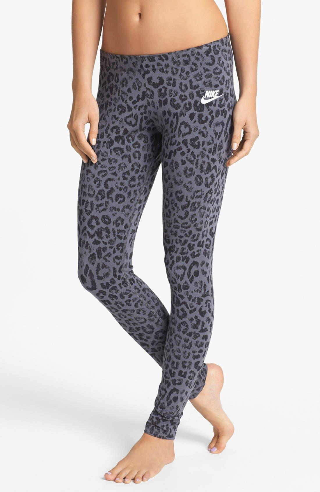 Main Image - Nike 'Leg-A-See' Tights