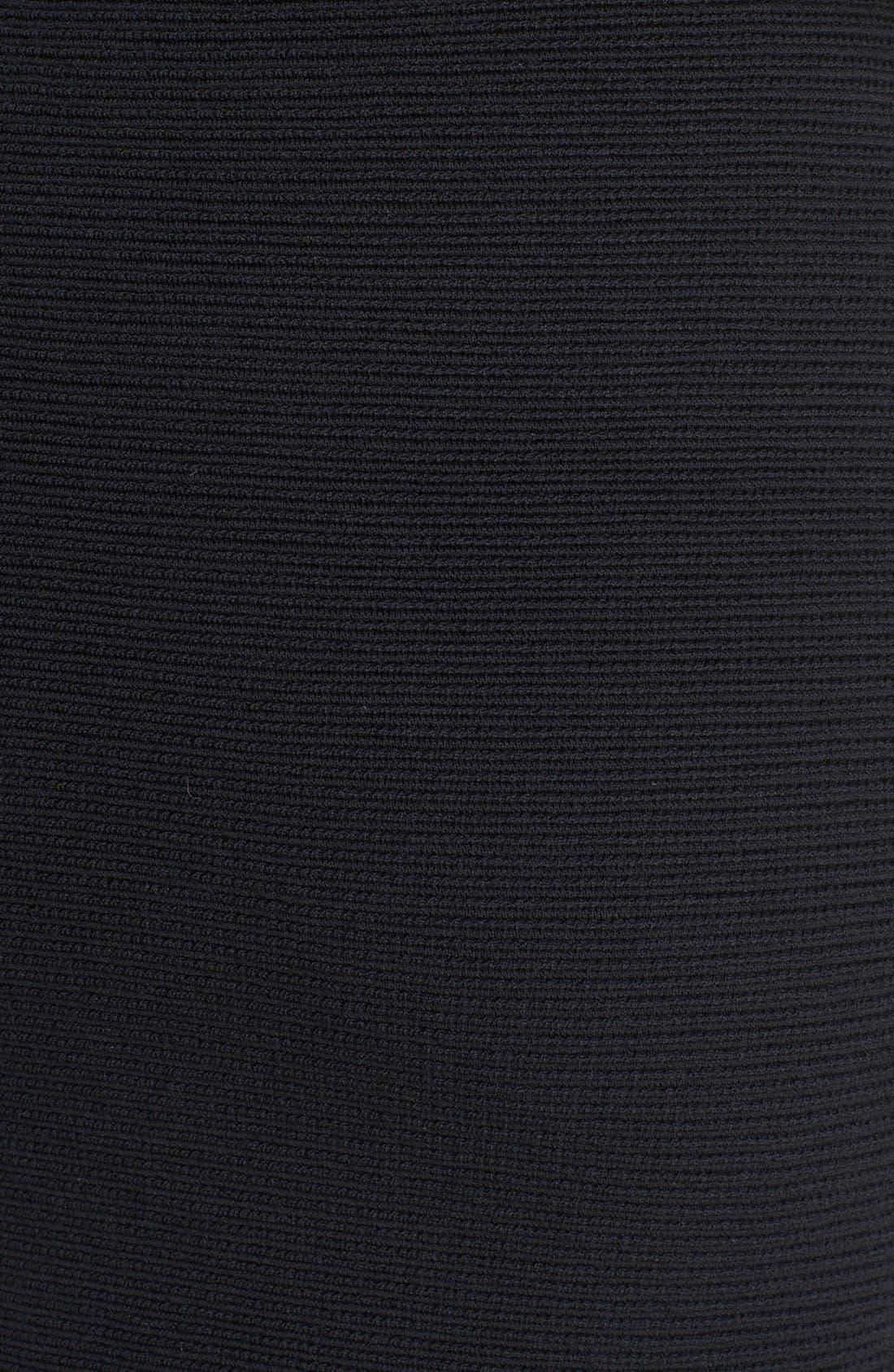 Alternate Image 3  - Eileen Fisher Knit Pencil Skirt (Plus Size)
