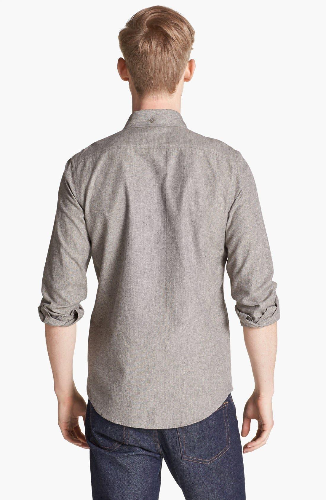Alternate Image 2  - Pendleton Portland Collection 'Yachats' Cotton Shirt