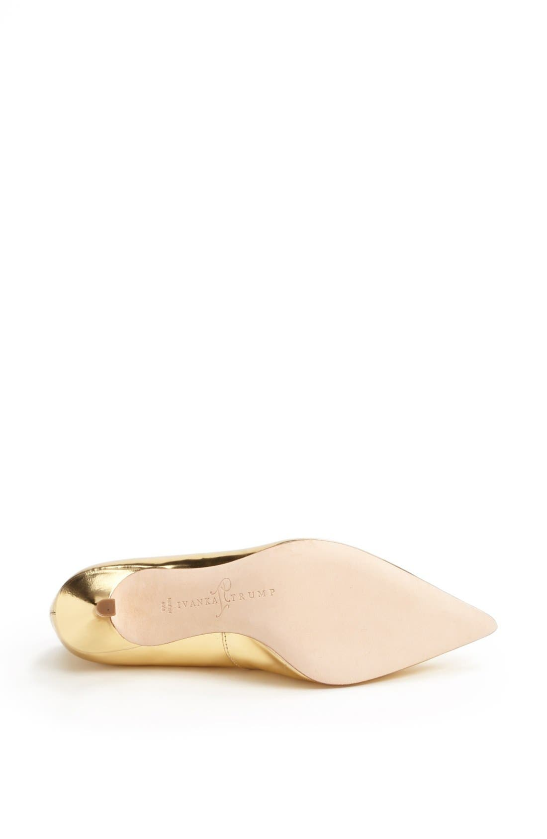 Alternate Image 4  - Ivanka Trump 'Indico' Pump