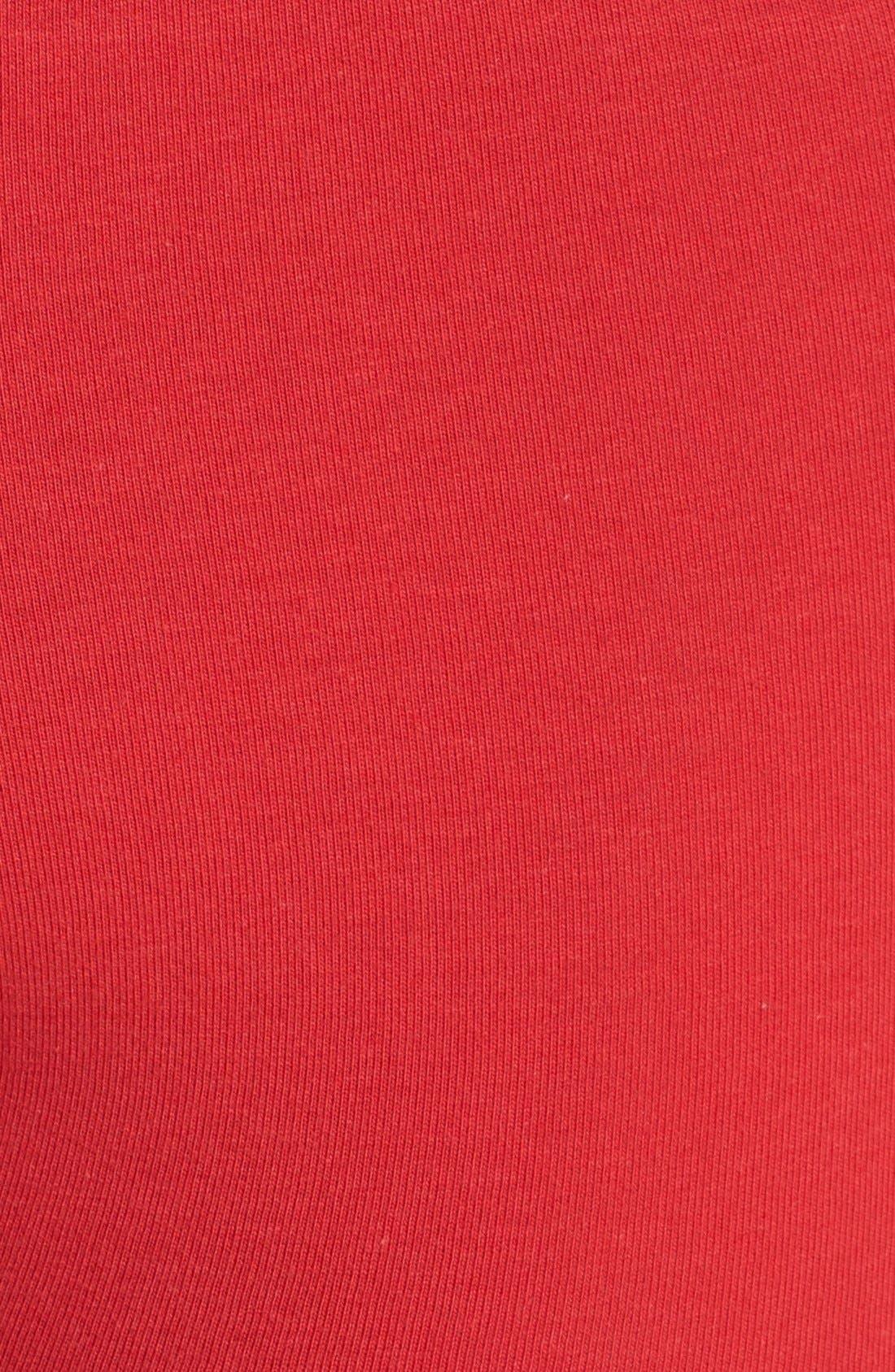Alternate Image 3  - Emporio Armani Stretch Cotton Trunks (2-Pack)