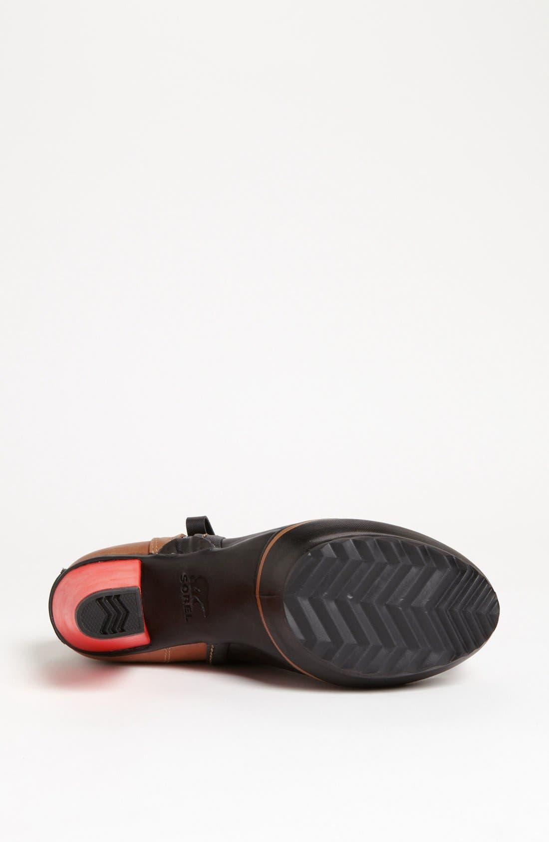 Alternate Image 4  - SOREL 'Medina' Rain Ankle Boot (Women)