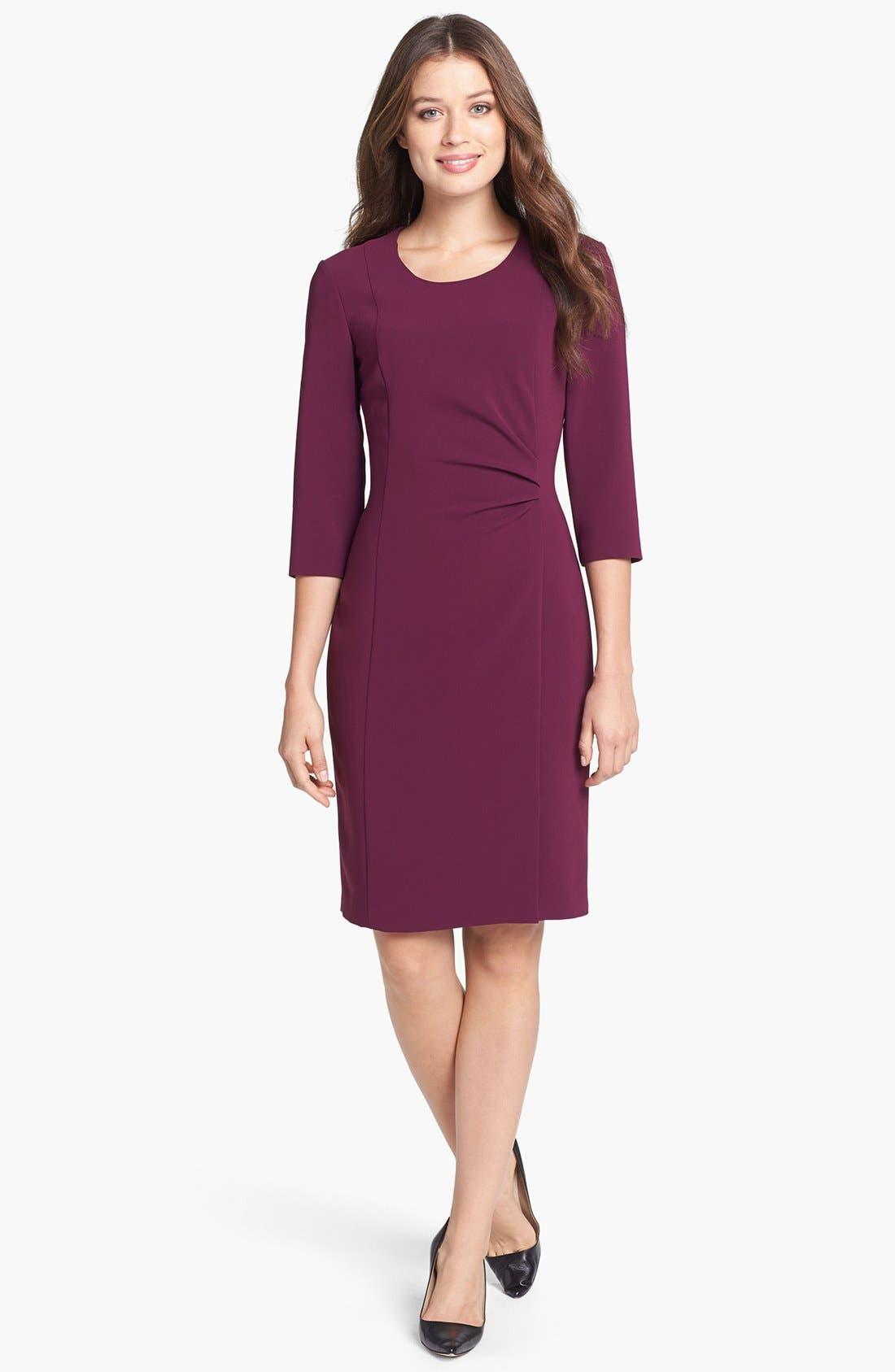 Alternate Image 1 Selected - BOSS HUGO BOSS 'Daperlina' Sheath Dress
