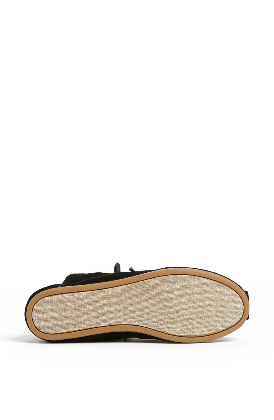 Alternate Image 4  - TOMS Suede Boot (Women)
