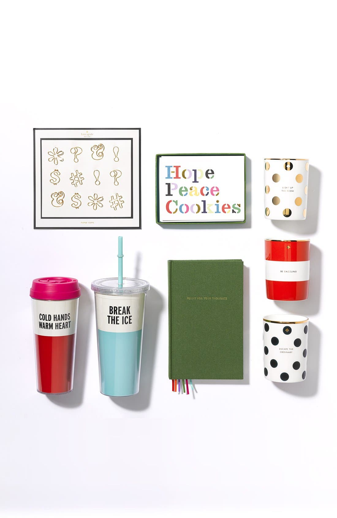 Alternate Image 3  - kate spade new york 'penny for your thoughts' journal