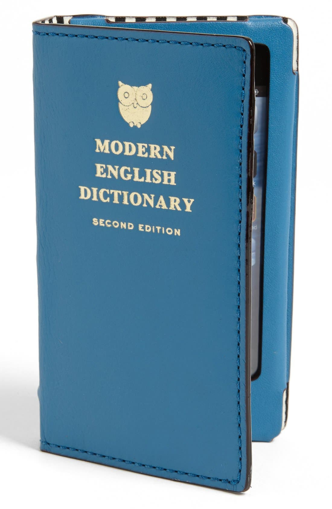 Alternate Image 1 Selected - kate spade new york 'phone book dictionary' iPhone 5 & 5S case