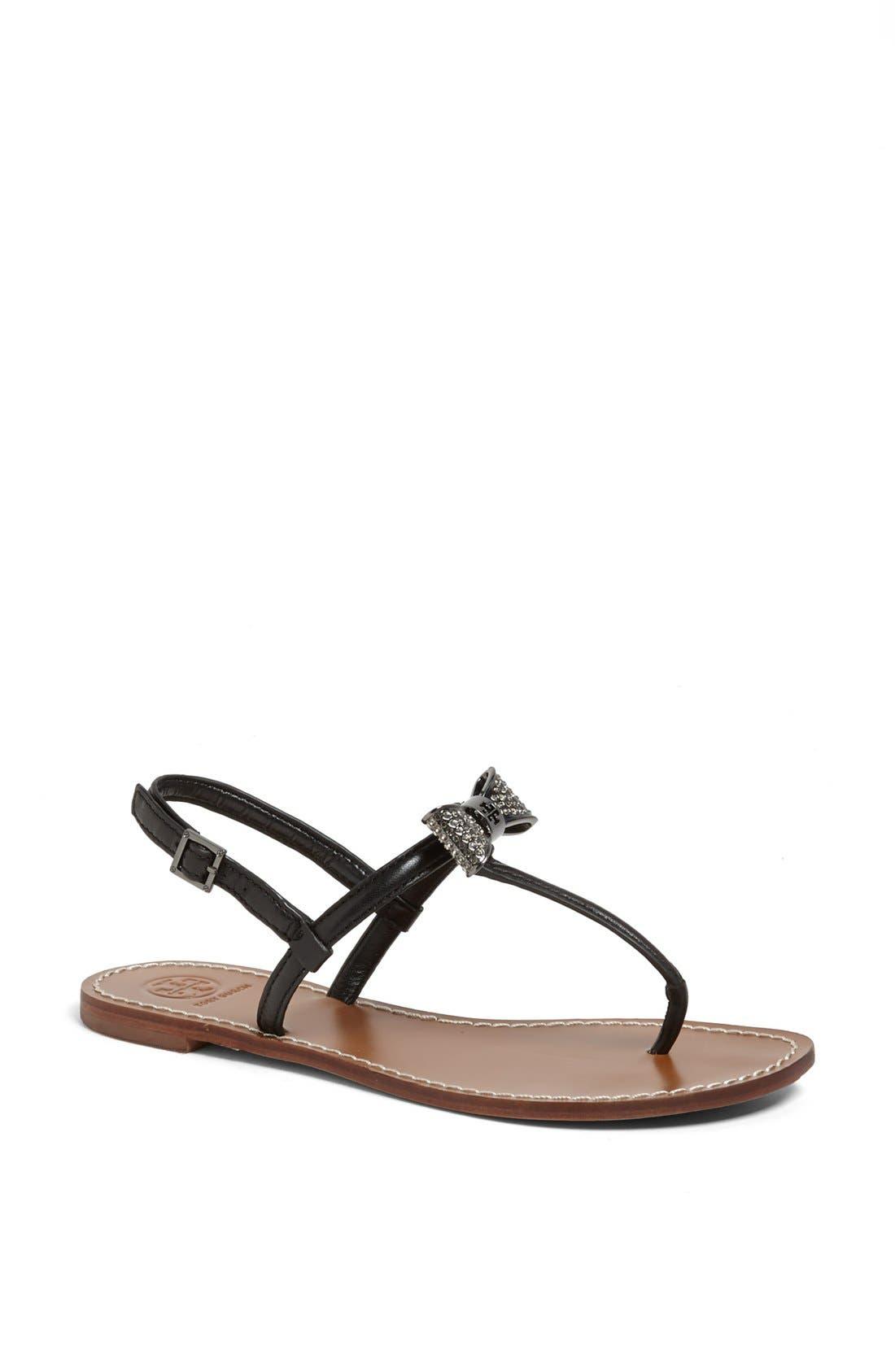 Alternate Image 1 Selected - Tory Burch 'Bryn' Sandal