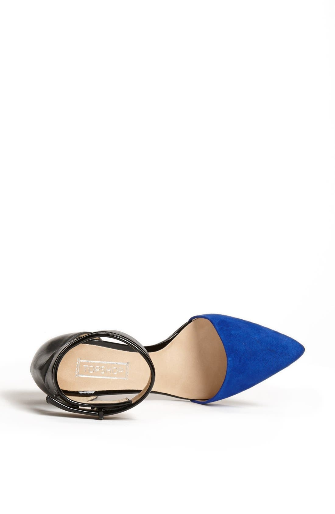 Alternate Image 3  - Topshop 'Gather' Pump