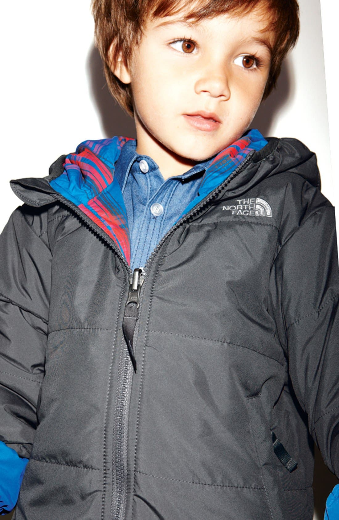 Alternate Image 3  - The North Face 'Perrito' Reversible Jacket (Toddlers)