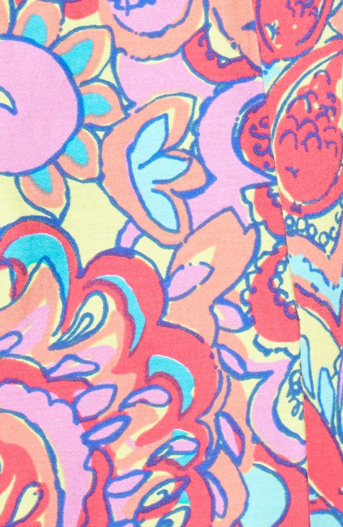 Alternate Image 3  - Lilly Pulitzer® 'Lloyd' Print Shantung Fit & Flare Dress