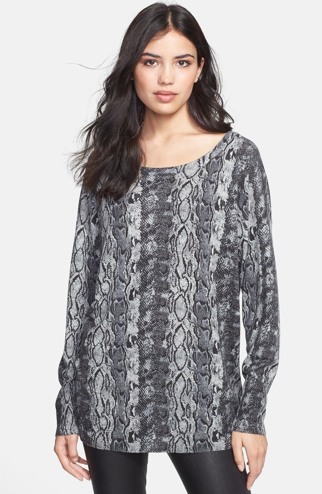 Alternate Image 1 Selected - Joie 'Cienna' Print Sweater