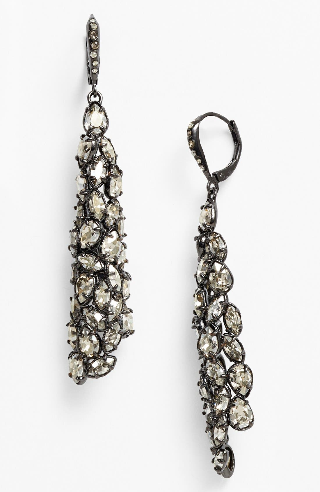 Alternate Image 1 Selected - Alexis Bittar 'Miss Havisham - Pavo' Drop Earrings