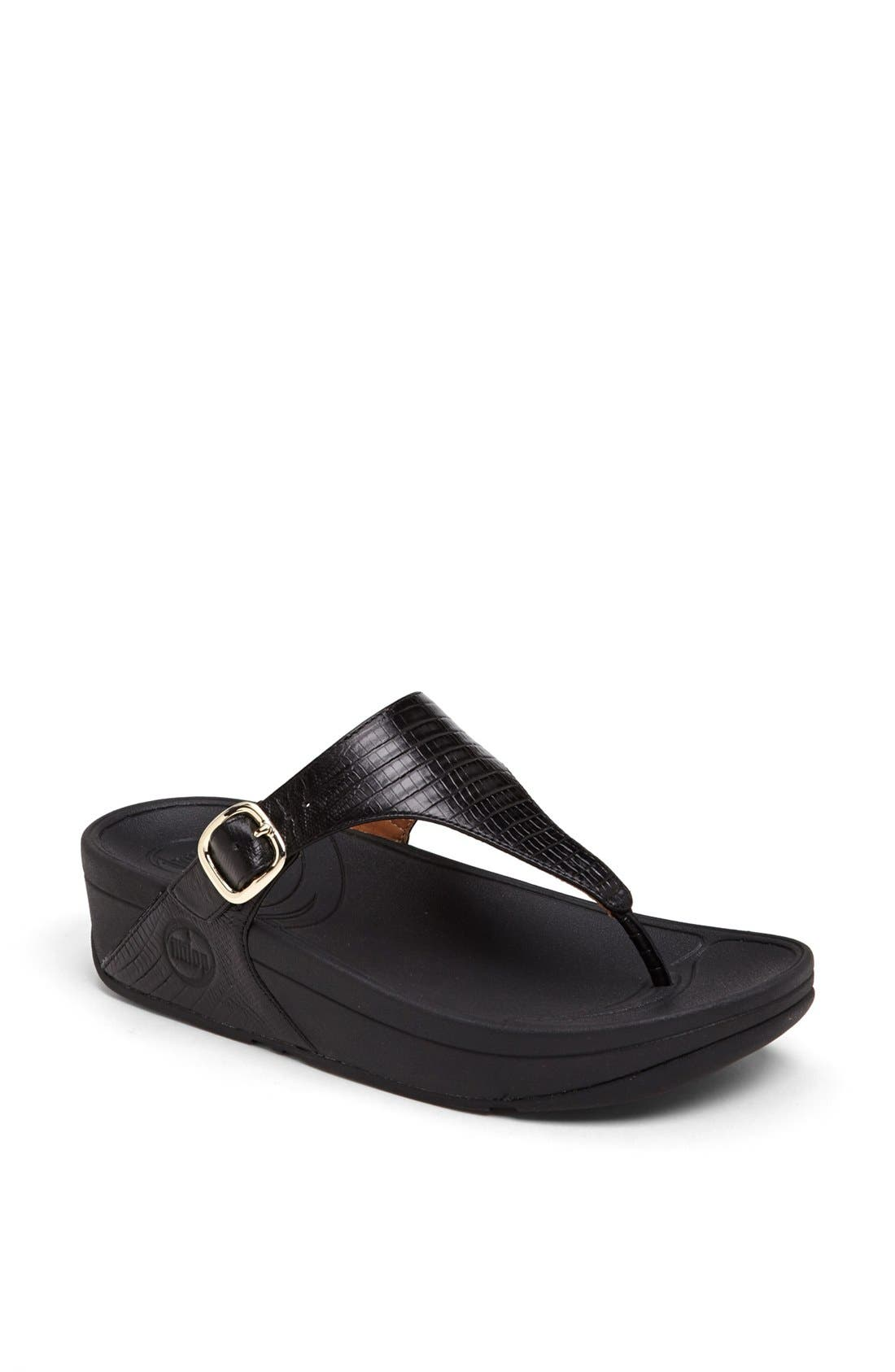 Main Image - FitFlop 'The Skinny™' Flip Flop (Women)