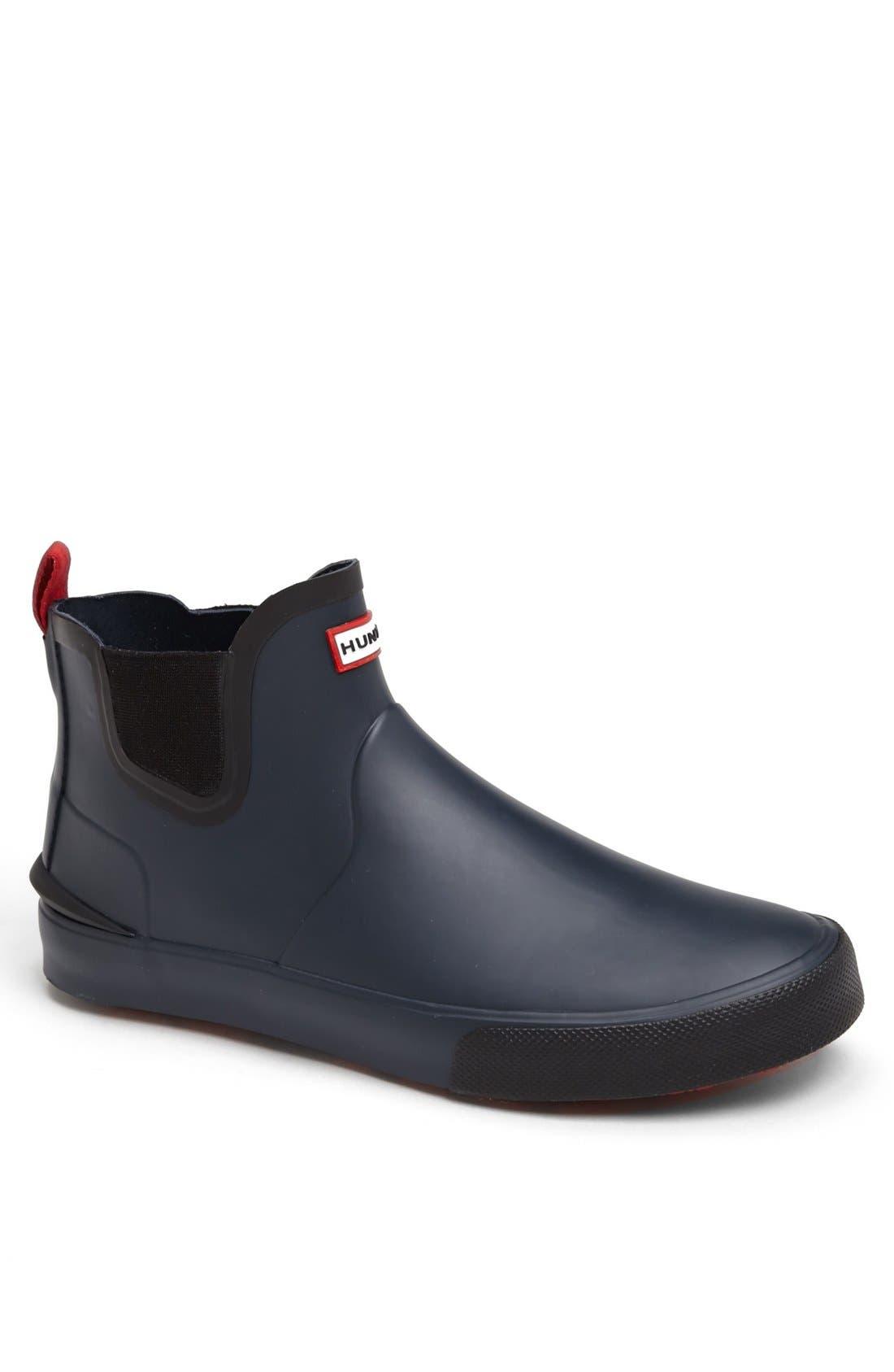 'Daleton' Boot,                         Main,                         color, Navy