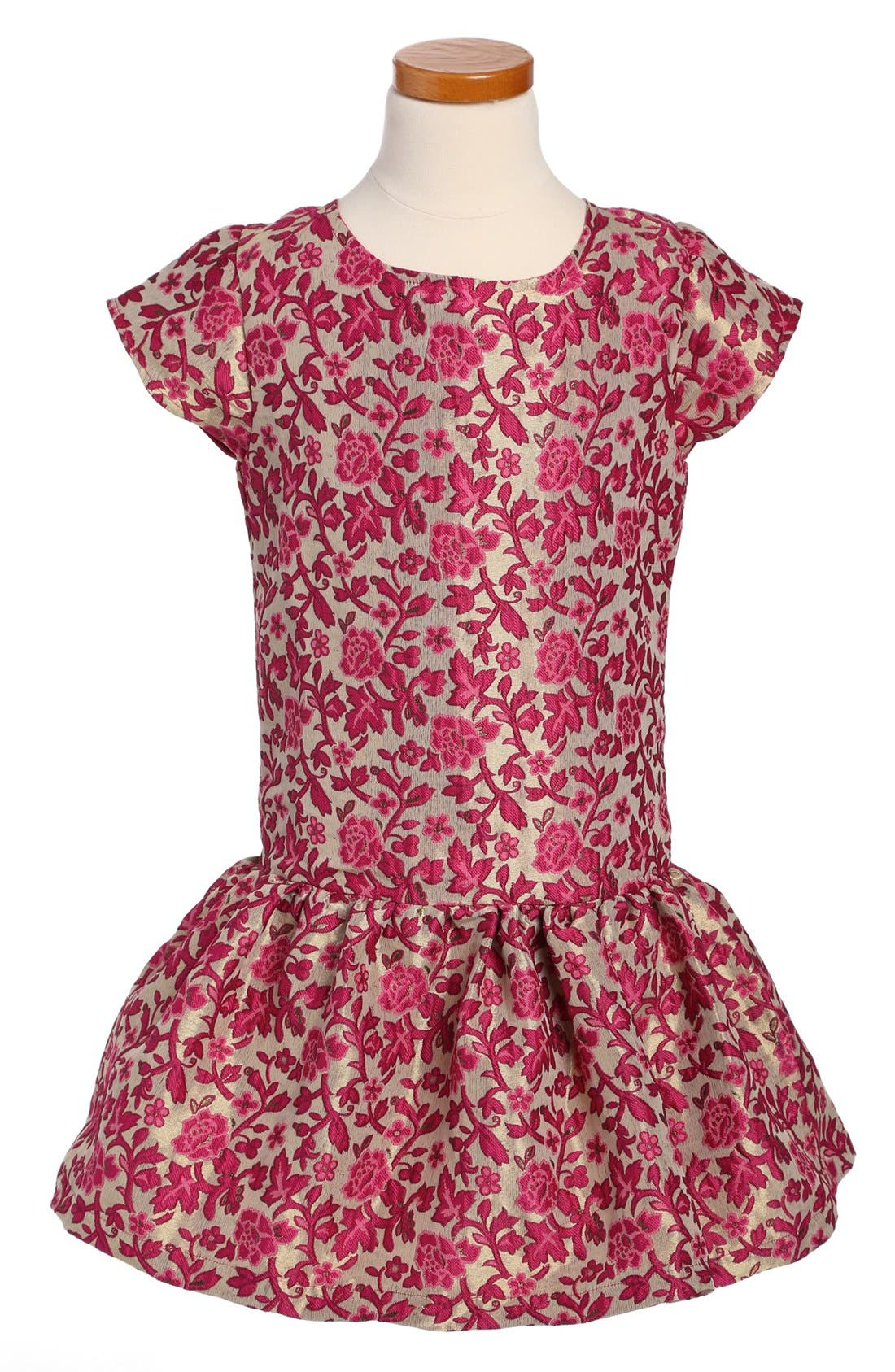 Alternate Image 1 Selected - Peek 'Annette' Dress (Toddler Girls, Little Girls & Big Girls)