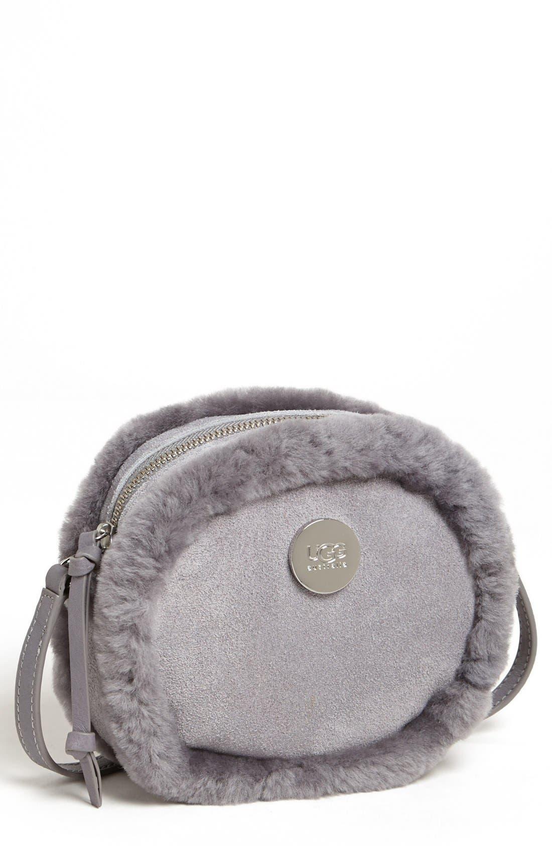 Alternate Image 1 Selected - UGG® Australia 'Quinn' Crossbody Bag