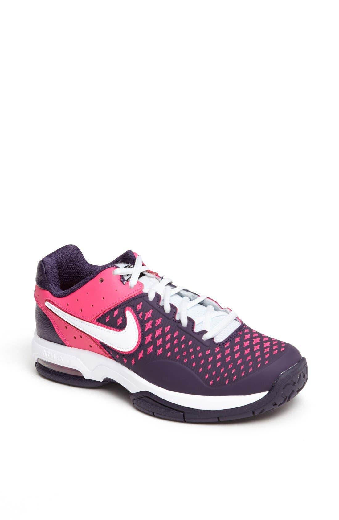 Main Image - Nike 'Air Cage Advantage' Tennis Shoe (Women)