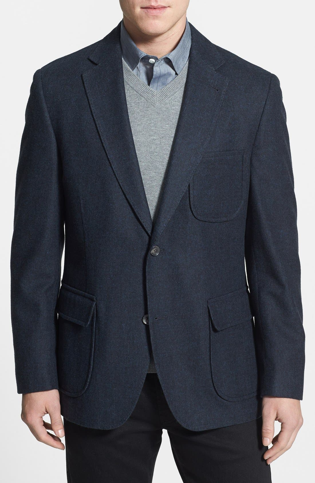 Main Image - Kroon Wool Blend Sportcoat