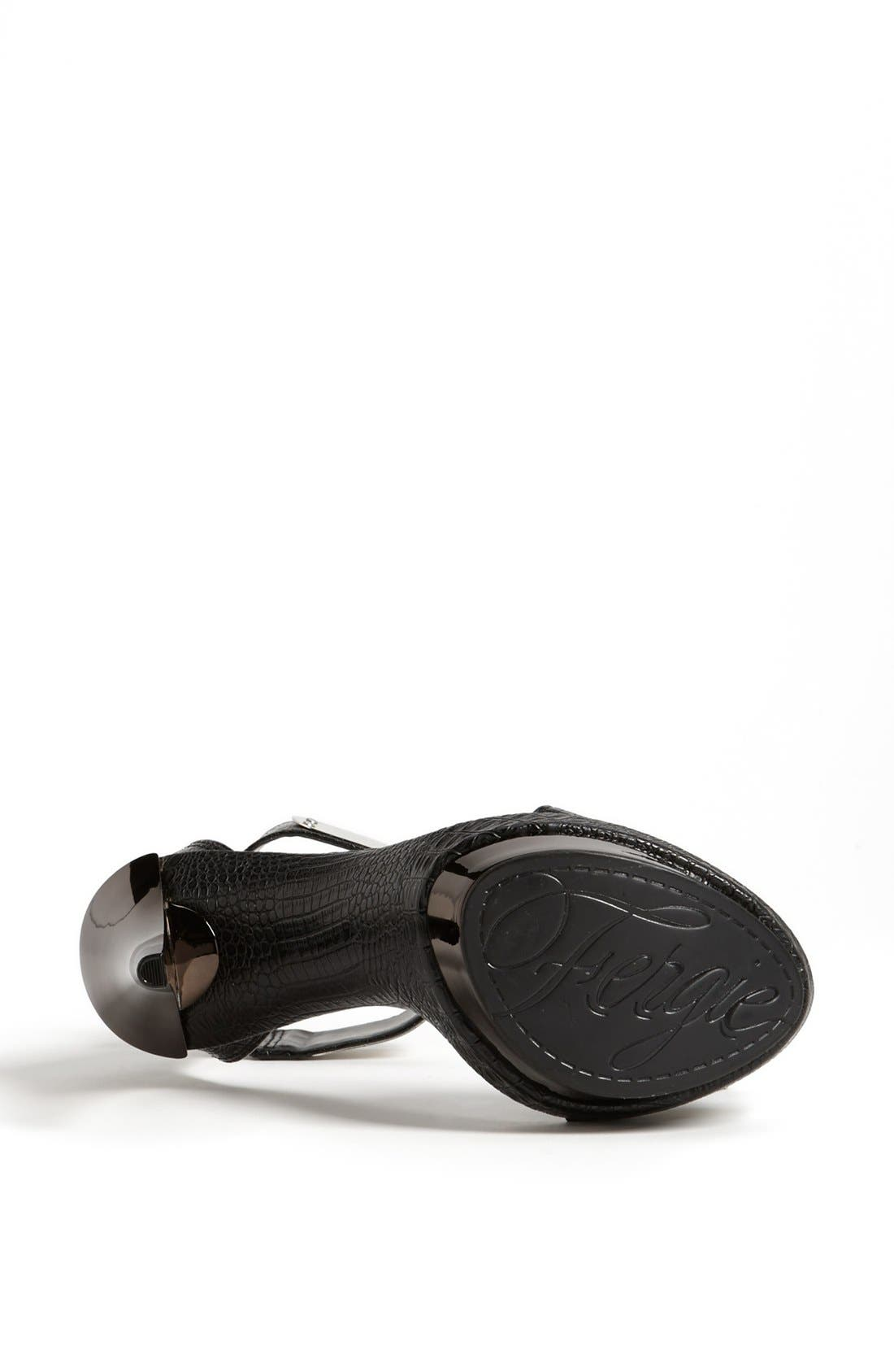 Alternate Image 4  - Fergie 'Cash' Sandal