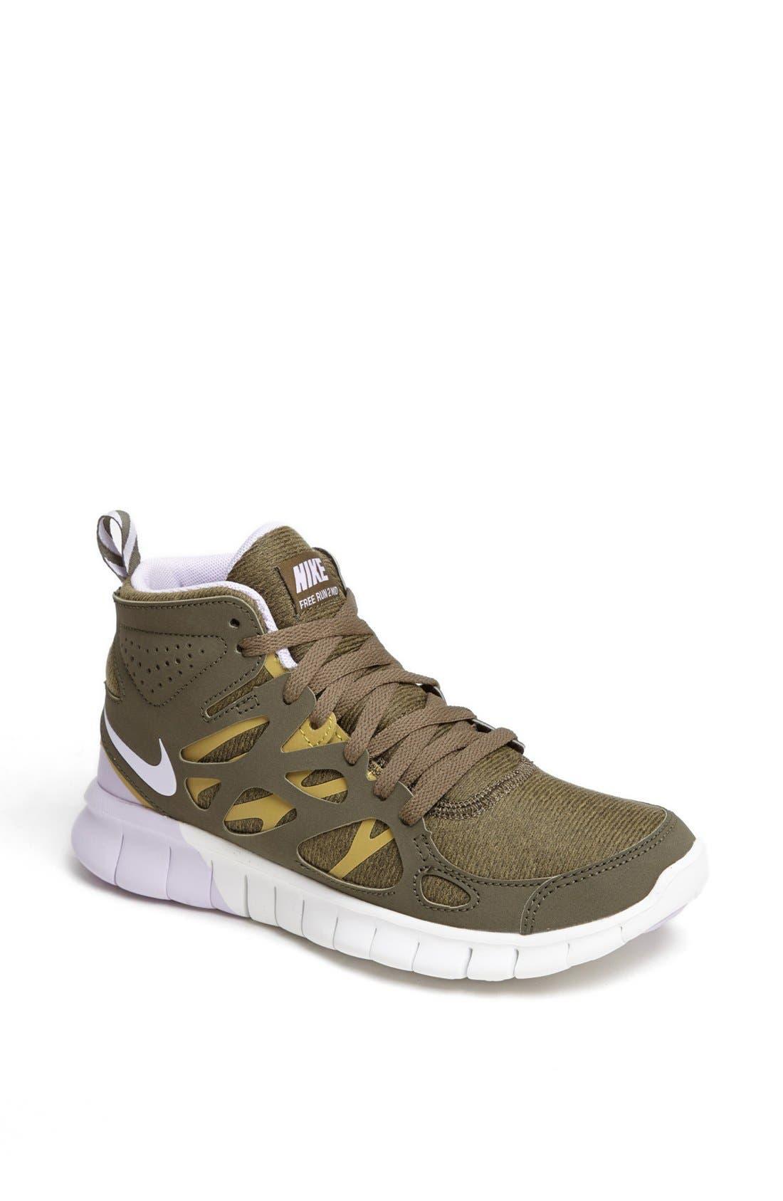 Alternate Image 1 Selected - Nike 'Free Run 2' Sneaker Boot