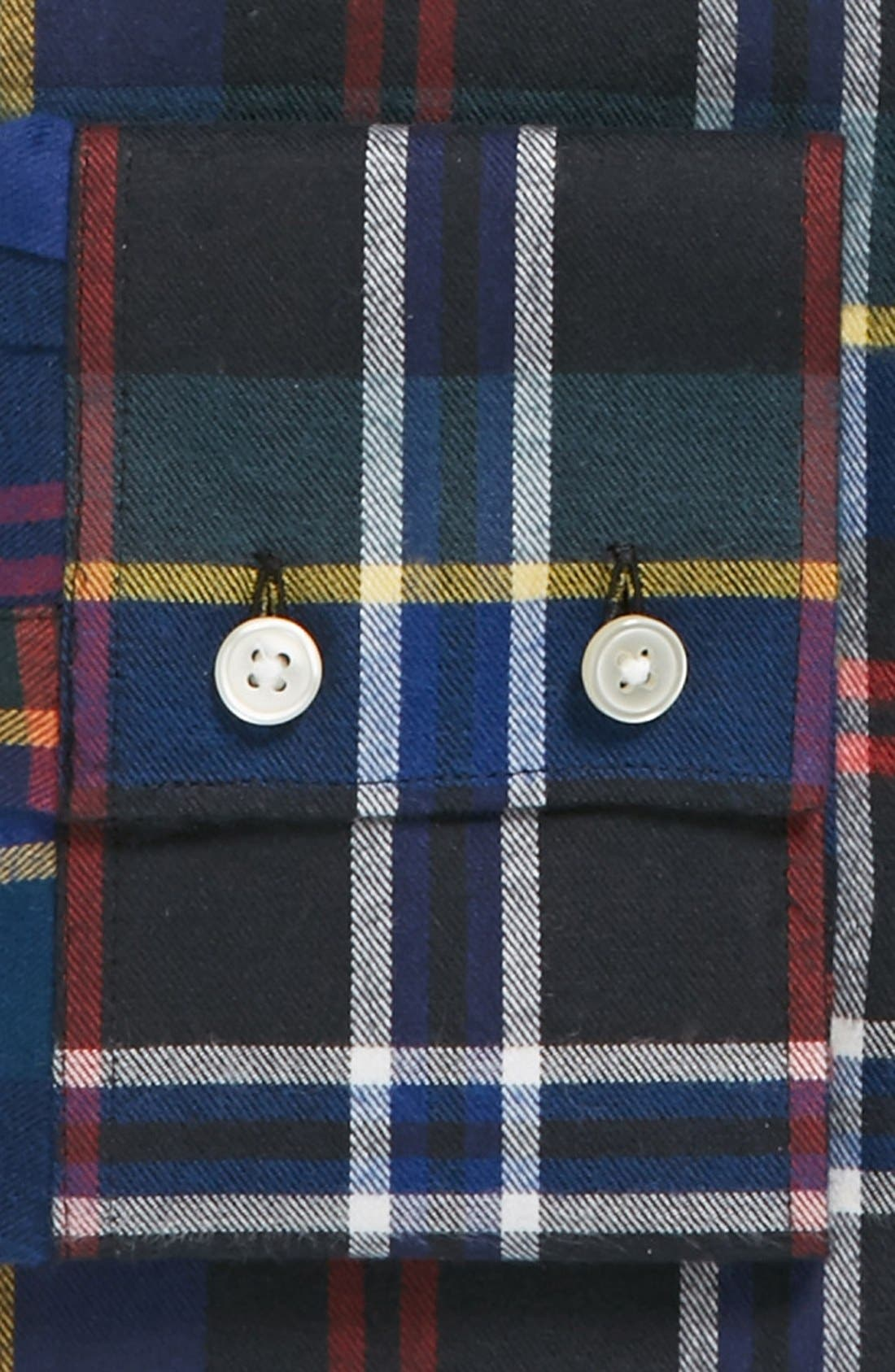 Alternate Image 2  - Thomas Pink 'Promenade' Slim Fit Dress Shirt