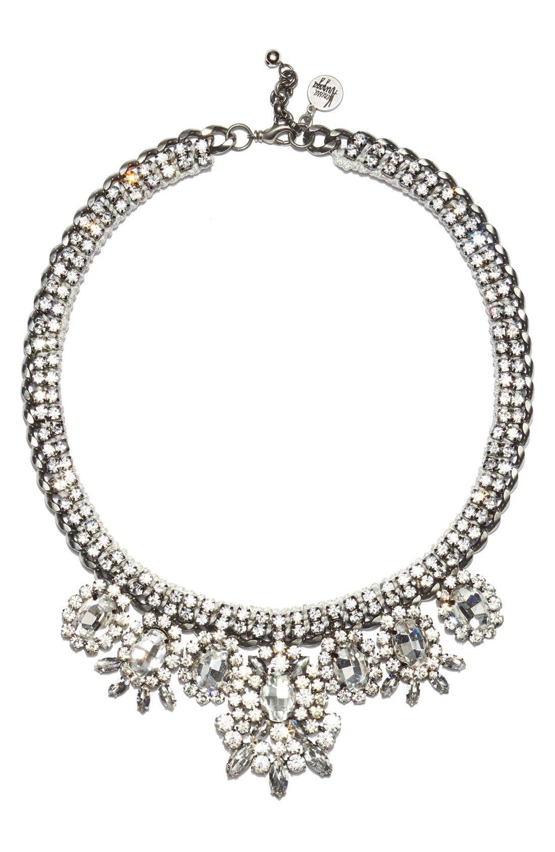 Alternate Image 1 Selected - Venessa Arizaga 'My Fair Lady' Statement Necklace