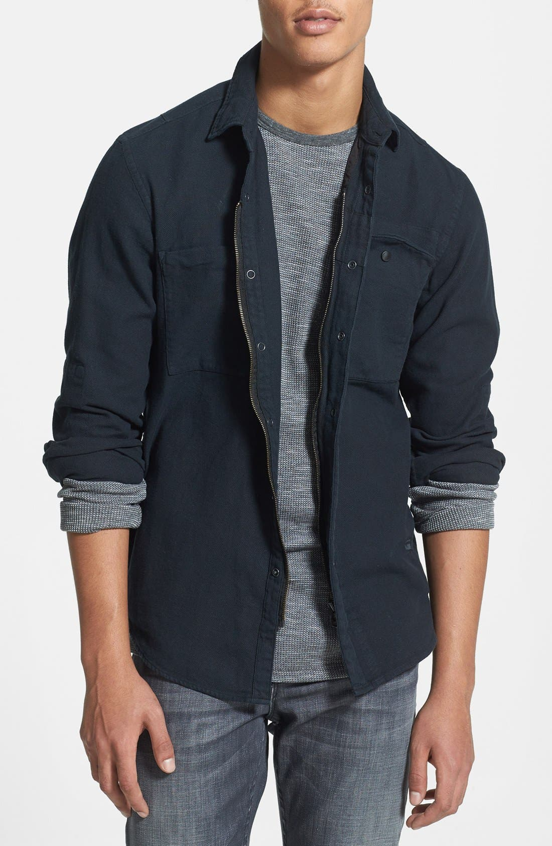 Alternate Image 1 Selected - G-Star Raw 'Correct' Work Shirt