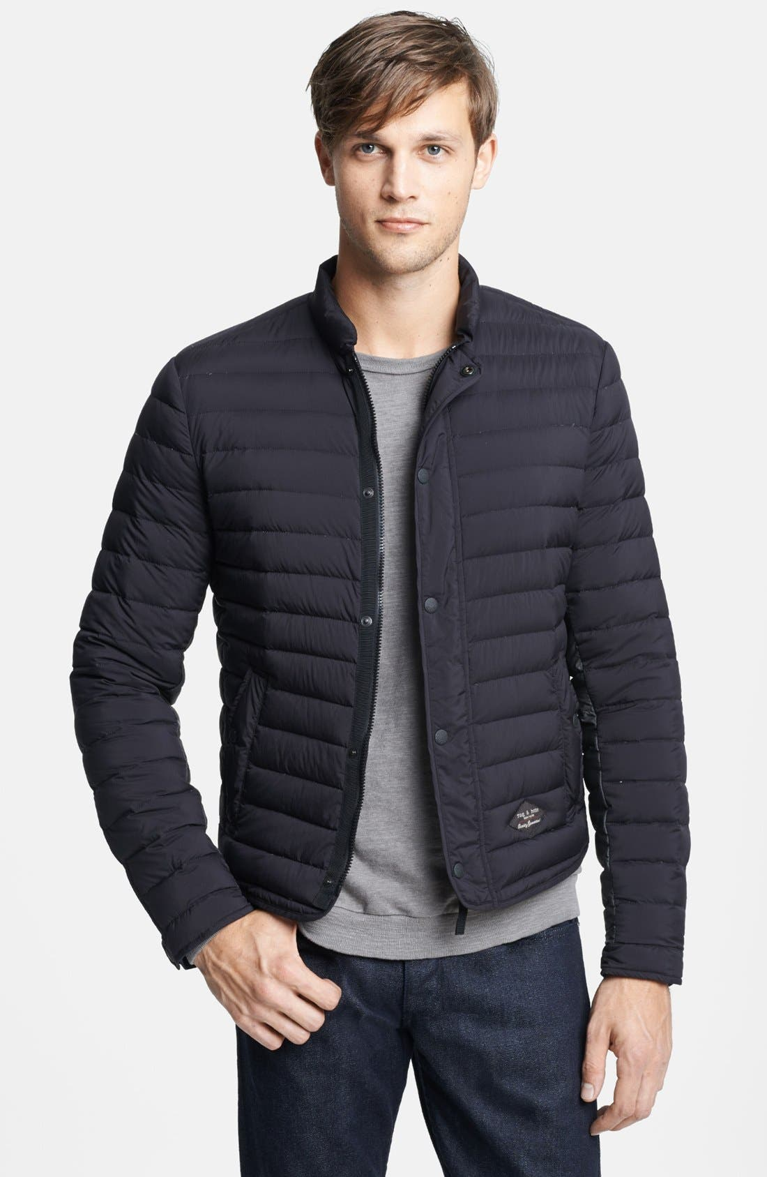 Main Image - rag & bone 'Chelsea' Water Repellent Quilted Jacket