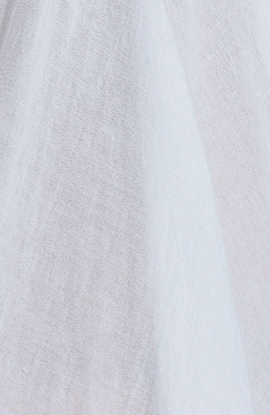 Alternate Image 3  - Surf Gypsy Crochet Cover-Up Swing Dress