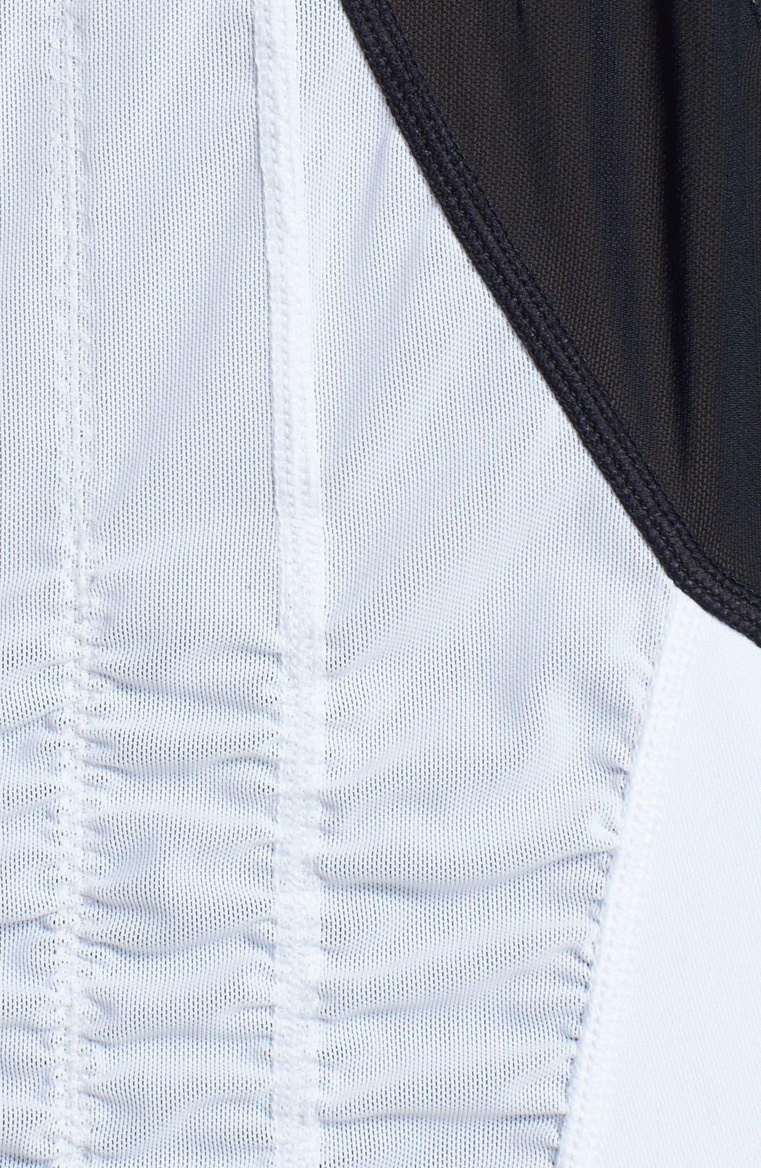 Alternate Image 3  - Zella 'Bliss' Colorblock Jacket (Plus Size)