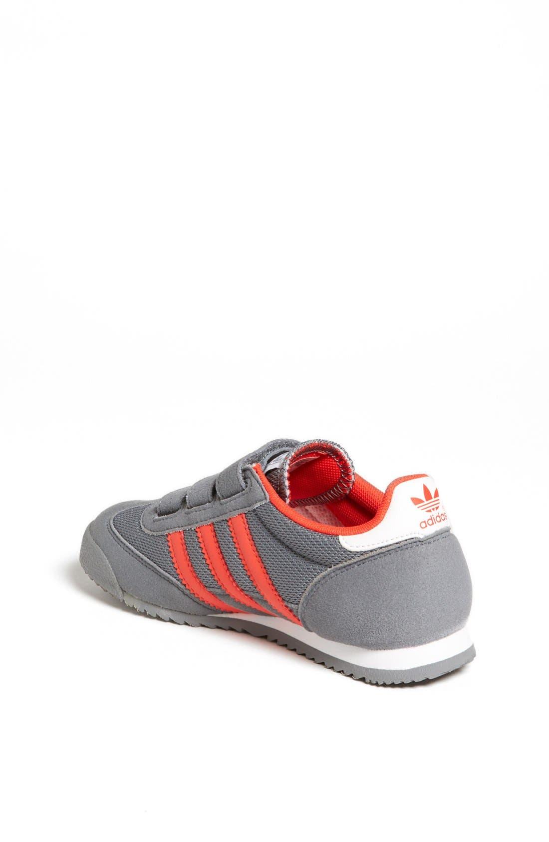Alternate Image 2  - adidas 'Dragon' Sneaker (Toddler & Little Kid)