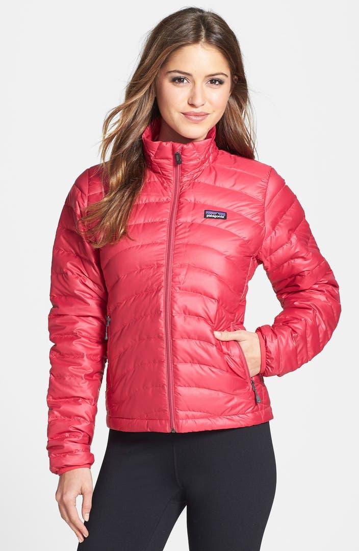 Patagonia down womens jacket