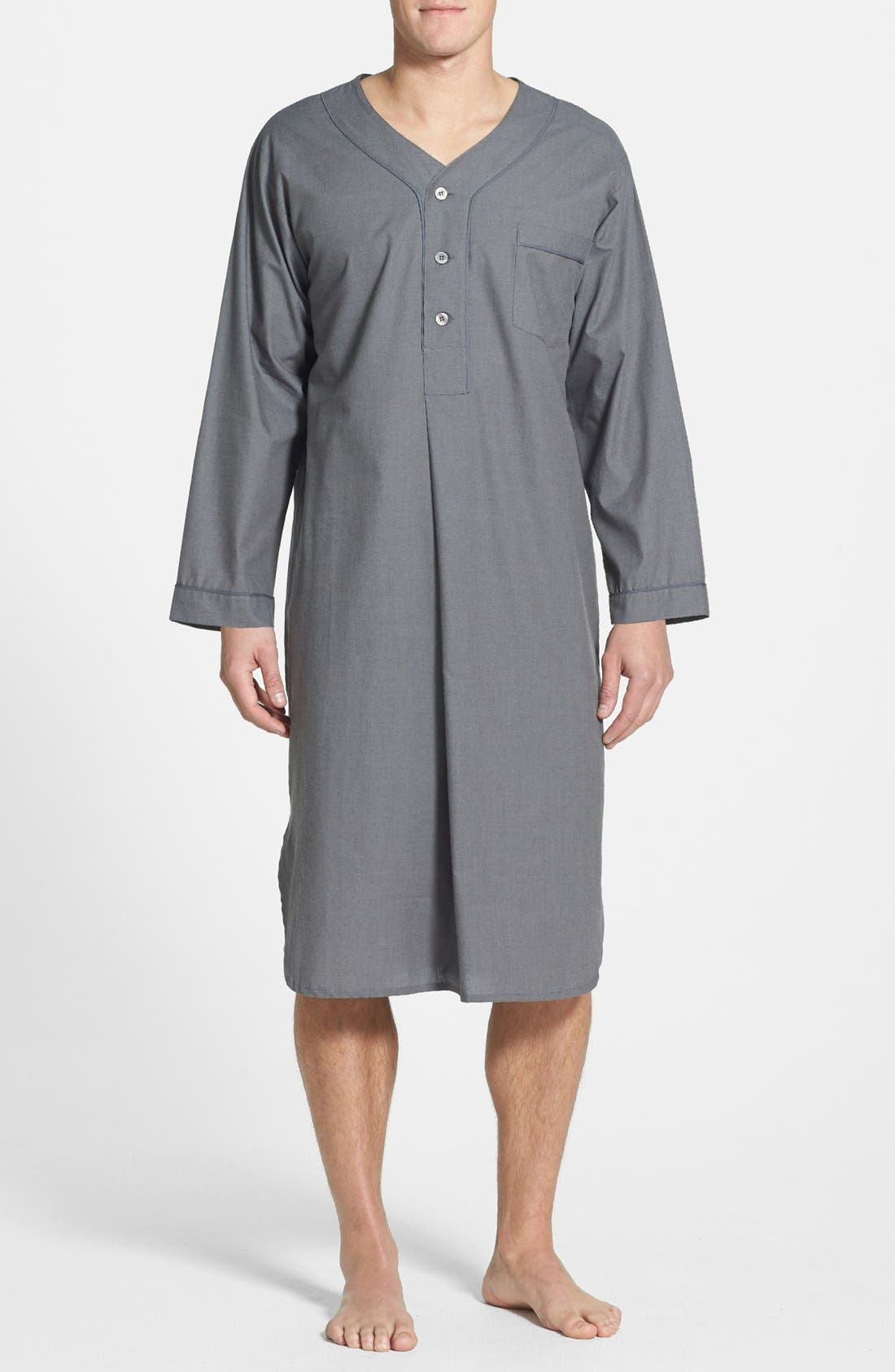 Majestic International Cotton Nightshirt