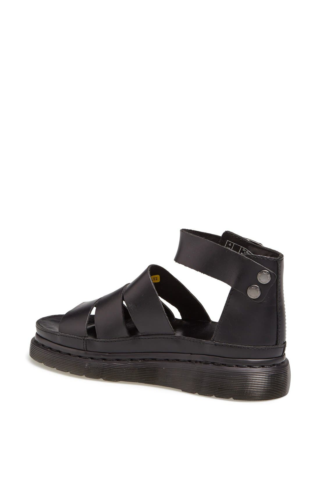 Alternate Image 2  - Dr. Martens 'Clarissa' Leather Sandal