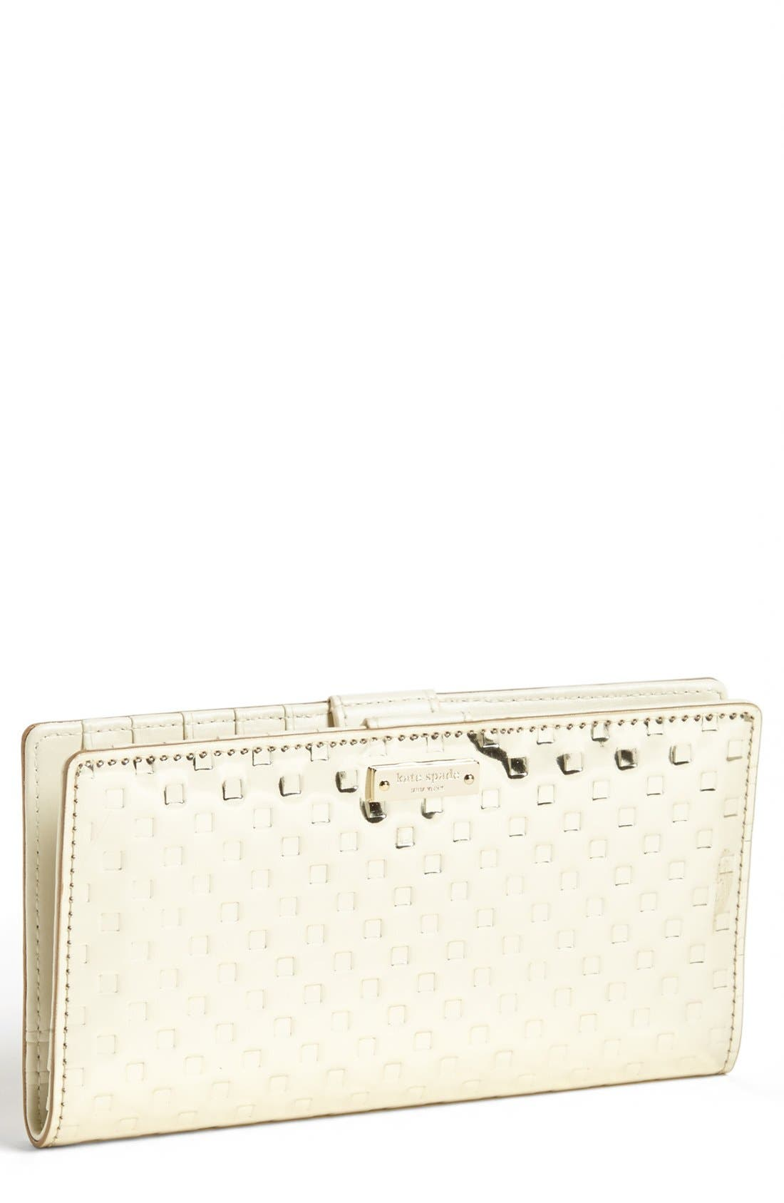 Main Image - kate spade new york 'stacy' wallet