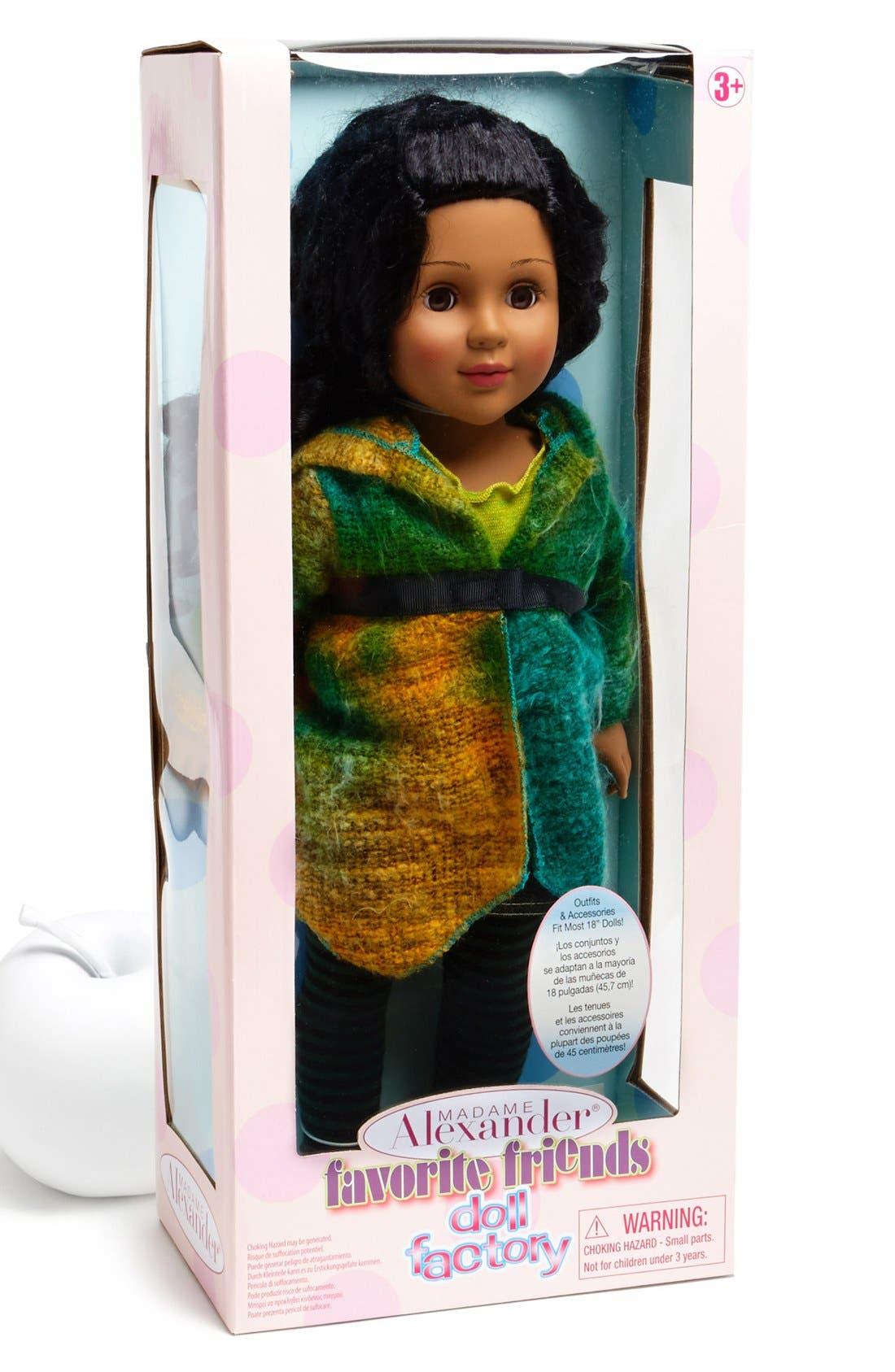 Alternate Image 1 Selected - Madame Alexander 'Autumn Mist' Doll (18 Inch)