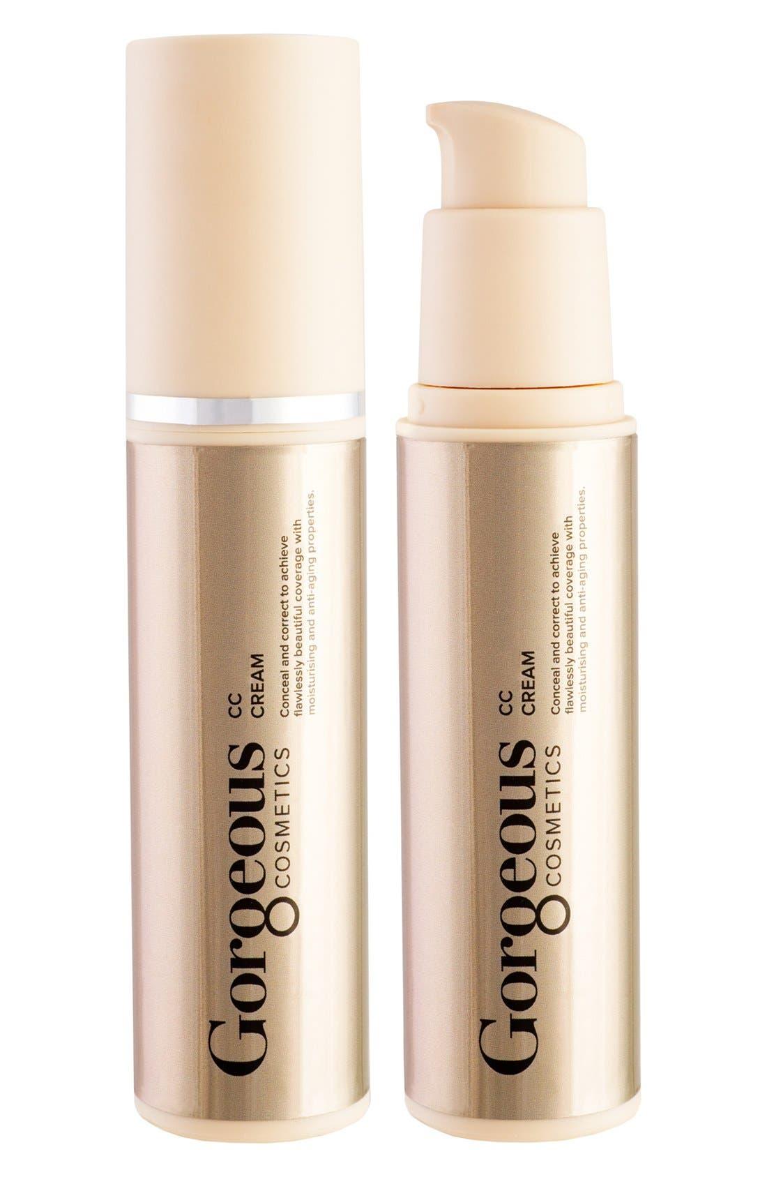 Gorgeous Cosmetics CC Cream